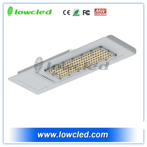Lowcled 120 와트 Meanwell Philipschip IP67 led 거리 빛, Led 가로등, Led 가로등, Led 가로등 5 년 보증