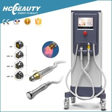 Fractional microneedle rf skin lesion and mole removal machine