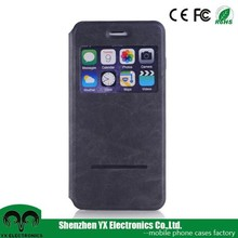 for iphone6 case leather, pu leather case wholesale, flip cases