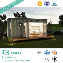 lprefab self contained mobile living container house with wheels for sale