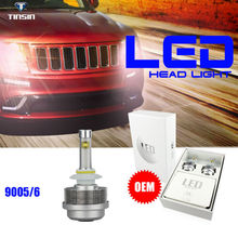Tinsin Exclusive product gen 2s car led headlight 9005/9006 high power