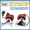 H8 LED Angel Eyes Halo Ring, LED Marker 6000K for BMW H8 E88 E90 F01 F02 F13