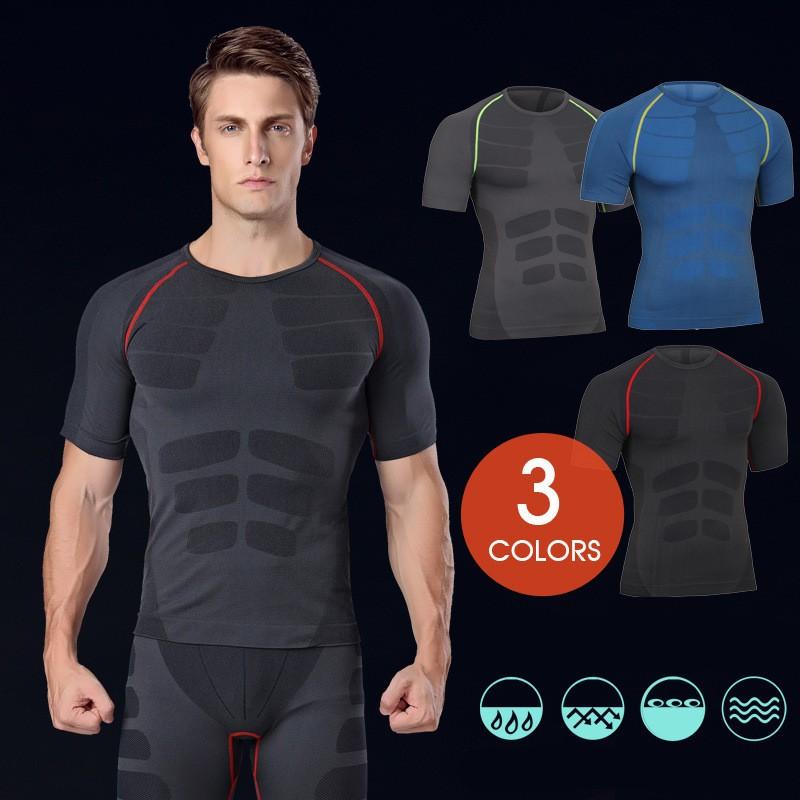 High Quality Gym Sport T Shirt 13