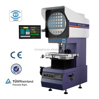 Non Contact Shadowgraph Image Measuring Instrument Mechanical Comparator