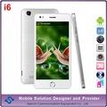 P6i 5.0 pulgadas móvil elegante androide del teléfono, 5.0 pulgadas android del teléfono ipro i6 teléfono móvil