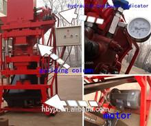 Eco 2700 clay soil interlocke brick making machine ,soil cement brick making machine technologies