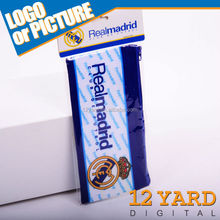 Real Madrid Pen Pencil Bag Case Holder Cover Pouch Bag, School Office Accessories for Students Teens Boys and Girls