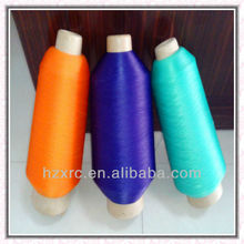 50D/24F/2 hilo de nylon teñido