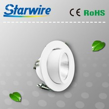 COB LED Trunk Downlight/LED Gimbal Downlight 20W 30W TUV SAA 3 years warranty