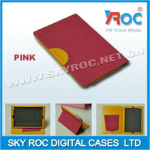 2013 hot selling products for ipad mini leather case from alibaba china