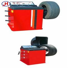 Used China automobile wheel balancer wheel machine