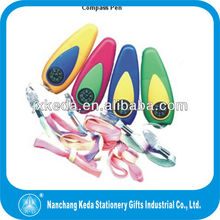2014 Multi-Functional Promotional Lanyard Compass pen