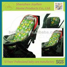 los bebés cochecito forro del asiento