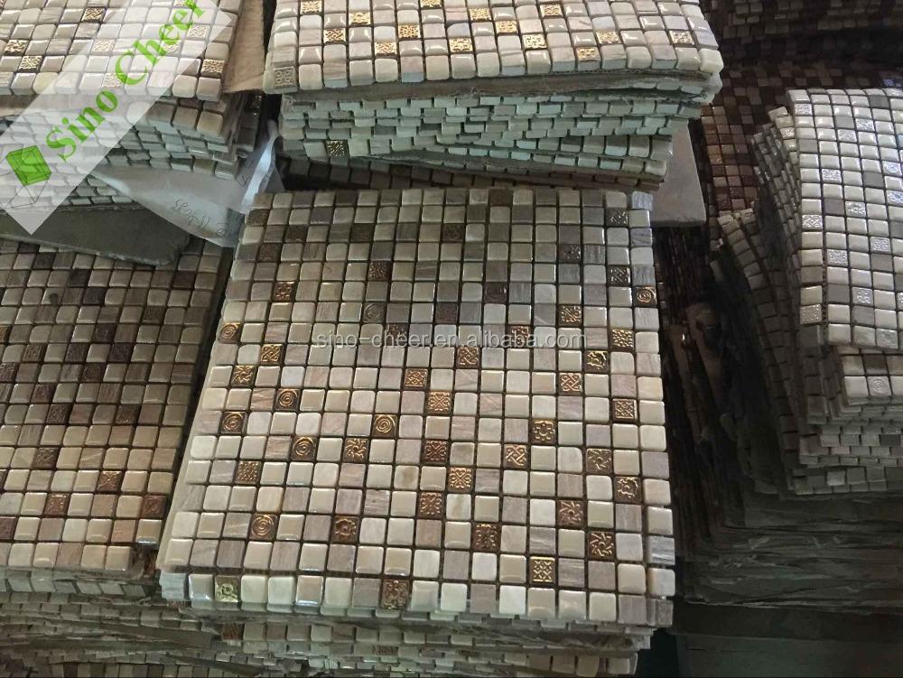 Mosaique pas chere salle de bain trendy pas cher mosaque for Salle de bains pas chere