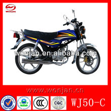 Fashion 50cc street motorcycle /super gas 50cc street motorcycle(WJ50-C)