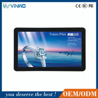 Wall Mounted Android Advertisment Internet Display Monitor