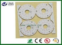94v0 PCB manufacturer in China and led lamp pcb