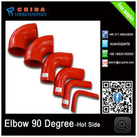 Different color heater hose 90 Degree Elbow Reducer Hose