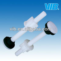 Water closet cistern fittings of toilet plastic coupling bolt for toilet tank accessories