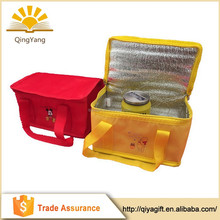 New arrival disposable heavy-duty frozen insulated promotional cooler lunch bag