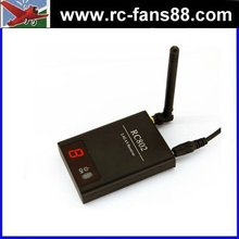 FOXTECH FPV 2.4G A/V Receiver (RX) W/Channel Number Display
