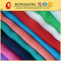 2016 new style 30D Polyester french silk chiffon fabric prices