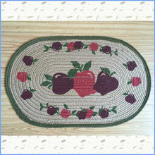hot jute kitchen floor mat, door mat, door rug