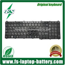 JP layout wireless keyboards for Toshiba laptop keyboard 9Z.N4WGQ.00J C650 C660 laptop keyboard locked