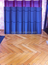 Galvanized corrugated sheet