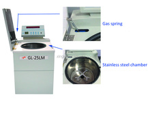 Innovative designed medical lab centrifuge centrifugal separator machine price