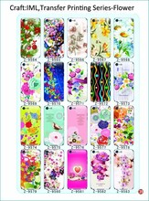 Sexy colorful Flower Cell Phone cover Bird Heart phone case