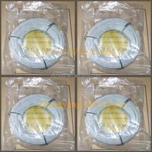 06x7 7x7 wire and cable spool 6x12 6x19 hot dipped galvanized steel wire rope 3mm