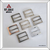 hot sale high quality good price metal pin belt buckle in zinc alloy classic deisgn