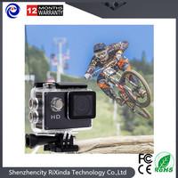 mini camcorders 3 style Full HD DVR SJ4000 video Sport camera Sport Helmet Action Camera Two battery+monopod