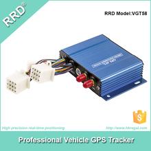 Dispositivo GPS de rastreo de vehiculos con limitador de velocidad