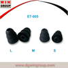 Tri-level Replacement Silicone Rubber Ear Tips for Earphone ET005
