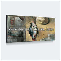 Picture canvas printing wall art decoration artist customized wall art printing
