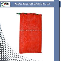 potato packing pp sack,Tubular PP leno mesh bag