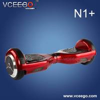 6.5 inch solid tyre wheel Mini Smart Electric Balancing Scooter Chinese manufacturer supply 12v 20ah batteries electric scooter
