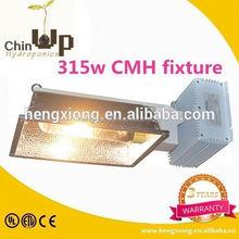 grow light reflector 315w CMH bulb/ hydroponics grow light shade/ lampshade material reflector