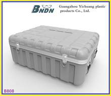 china made/waterproof/durable hard plastic tool case/storage case