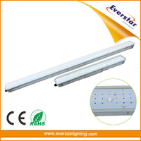 28W 2600LM 2835SMD 600MM 180 Degree IP65 Tri-proof LED Light