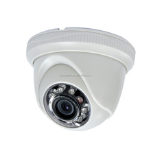 Mini Size Dome Indoor CMOS IR CUT 700tv lines cctv camera