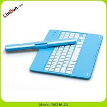 Folio keyboard case for ipad 6, folio cover case with keyboard for ipad 6, folio smart cover with keyboard for ipad 6