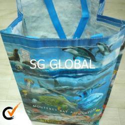 Wholesale cheap reusable shopping bag