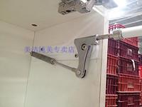 очередь Пан складной стенд в кабинет, чтобы открыть дверь кабинета шарнир стойки скобка воздушной подушке газ весной демпфирования