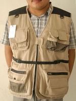 Summer Working Fishing Vest for Promotion