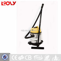 15L/20L/30L 1200W/1400W vacuum cleaner/ 2011 strong suction household wet&dry vacuum cleaner with stainless stell tank