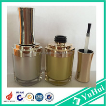 high end acrylic empty nail polish bottle , packaging for nail polish