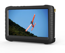 "5"" HD mini DVR FPV monitor (5.8ghz Wireless recorder Support wireless and wired camera,AV-IN,AV OUT,motion detect)TE968H"